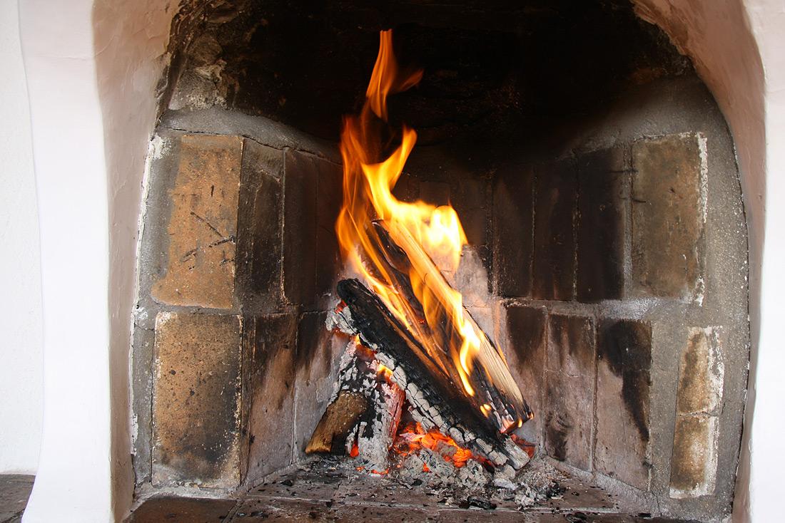 Chalet le crozet Nurit feu de bois