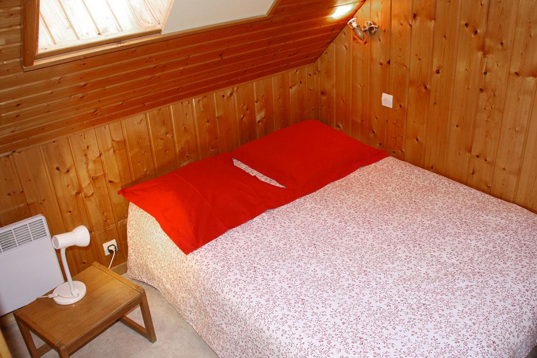 Chalet Chartrousin Nurit chambre 2