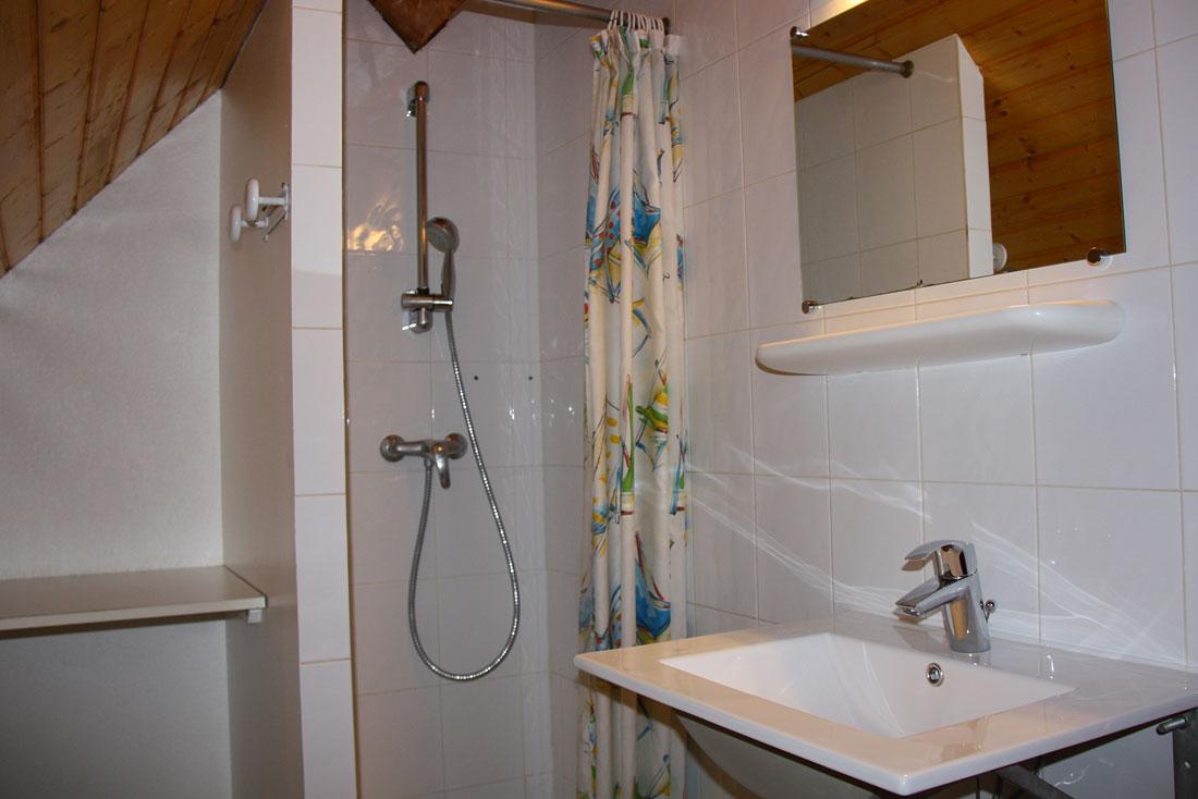 Chalet Chartrousin Nurit salle d'eau