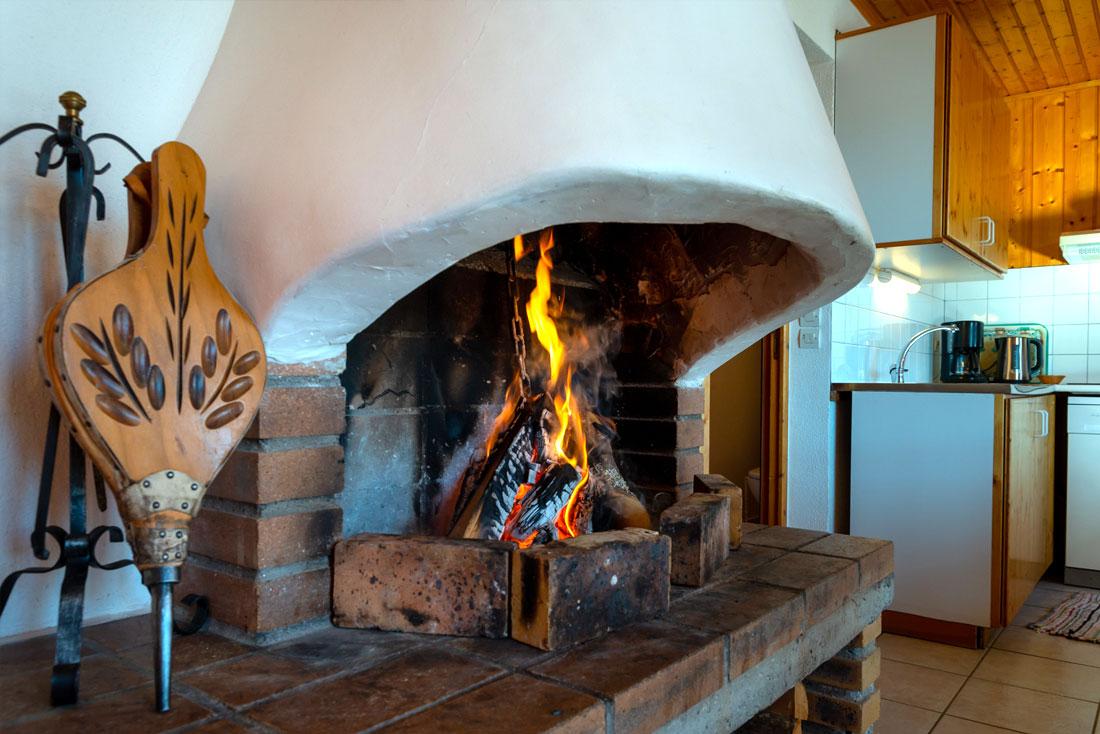 Chalet Chartrousin Nurit feu de bois